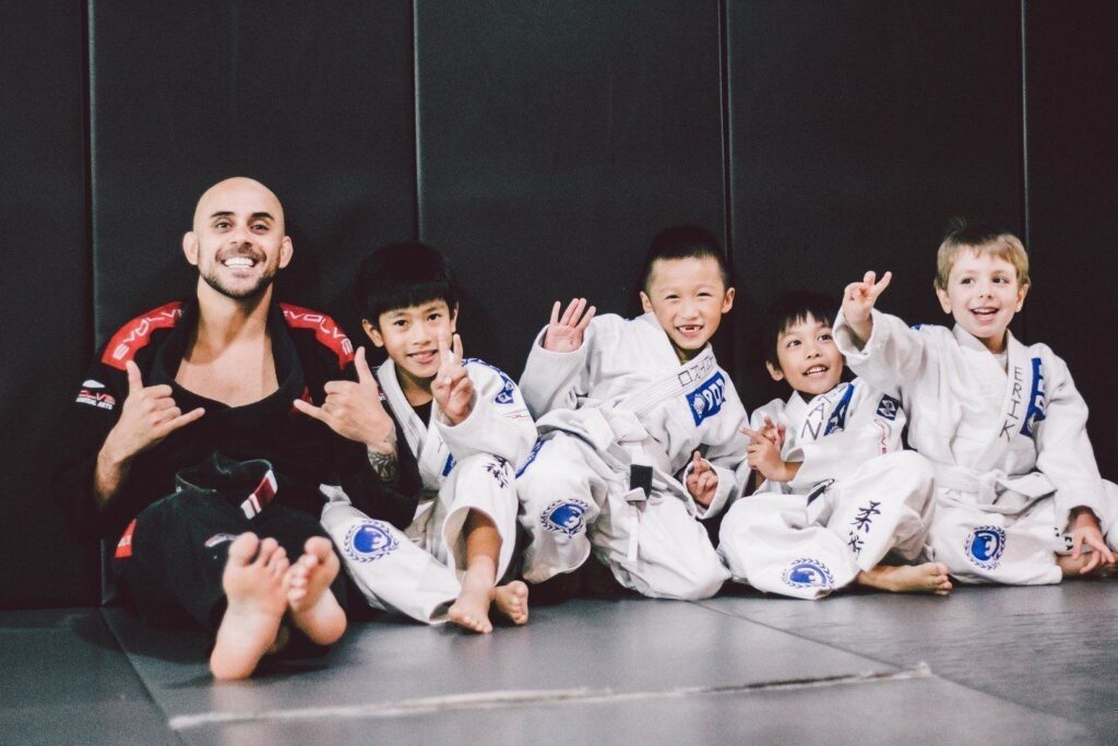 Your kids will inherit confidence, mental strength, discipline and focus through the Little Samurai program.