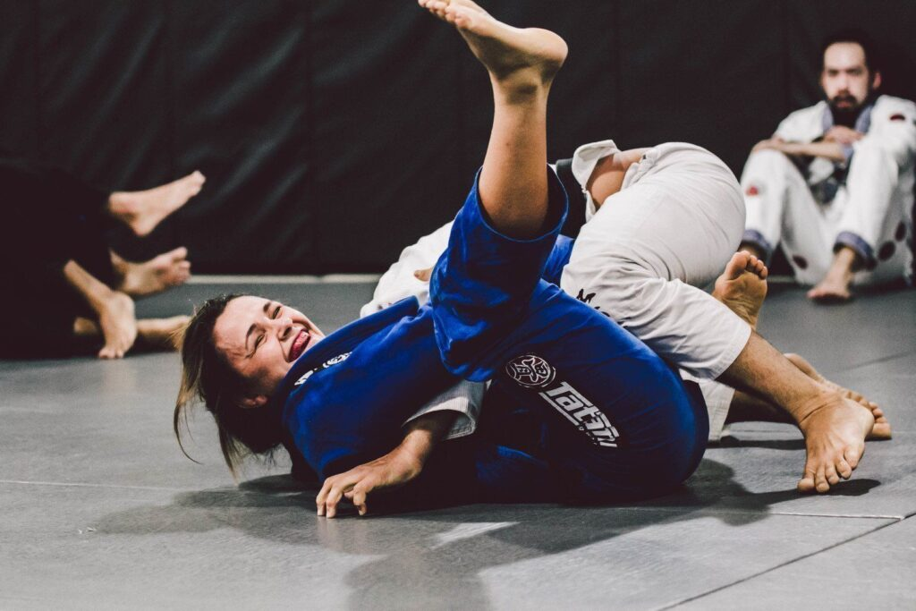 8x BJJ World Champion Michelle Nicolini is widely regarded as one of the greatest female BJJ legends in history.