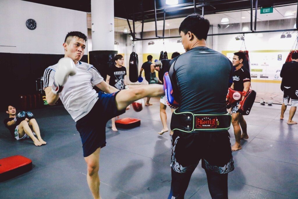 You can burn 1,000 calories in a 60-minute Muay Thai class.
