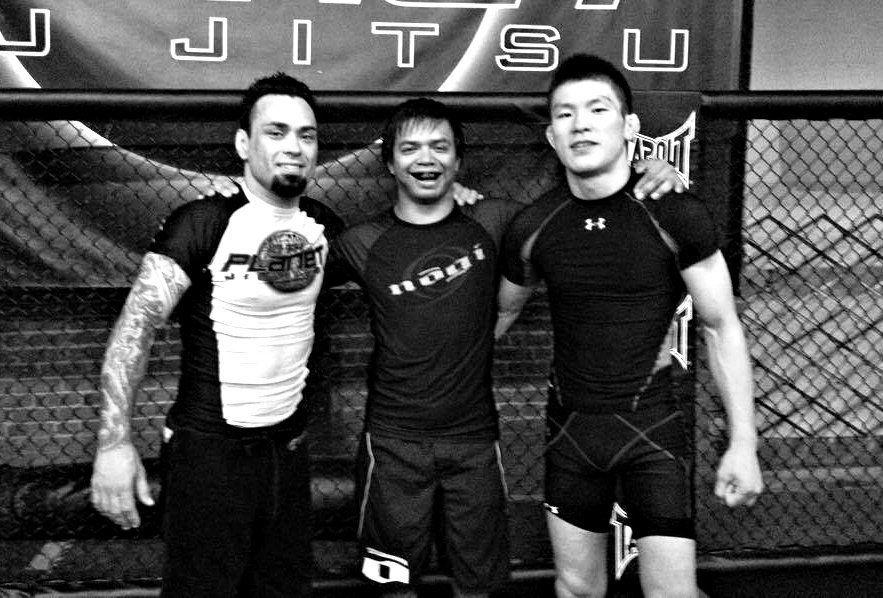 "15 Minutes With 10th Planet Jiu-Jitsu Black Belt ""Slick"" Rick Marshall"