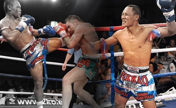 Muay Thai legend Saenchai is one of the greatest muay femurs to date.