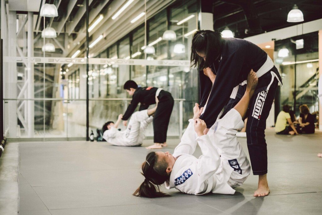 The tomonage is one of the most basic and effective sweeps in BJJ.