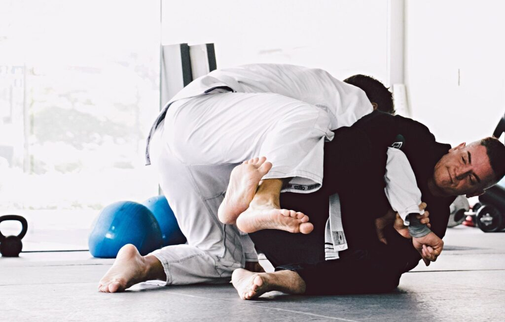 Consistency is important for success in any martial art.