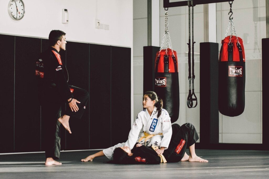 BJJ World Champion Alex Silva teaches at Evolve MMA.