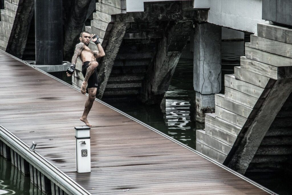 "BJJ World Champion and UFC Fighter Leandro ""Brodinho"" Issa hails from Ubatuba, Brazil."