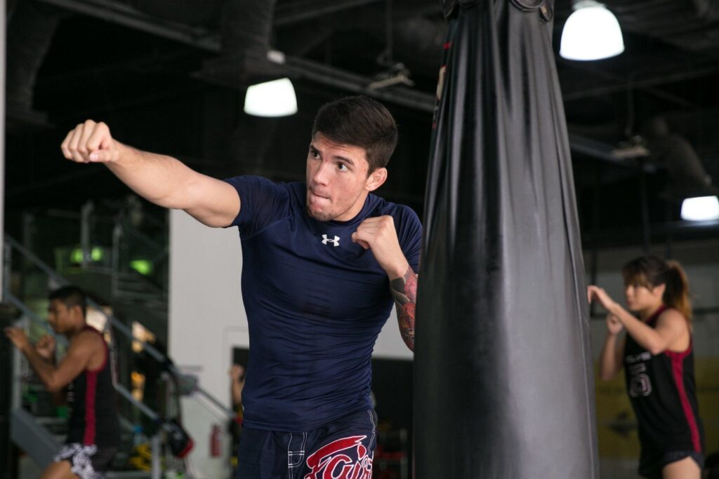 BJJ No-Gi World Champion and ONE Superstar Bruno Pucci trains hard at the Evolve Fighters Program.