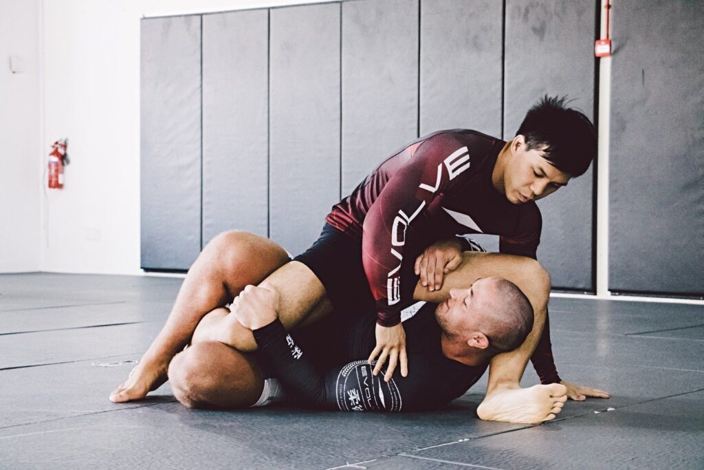 The deep half guard is one of the most difficult guards to neutralize.