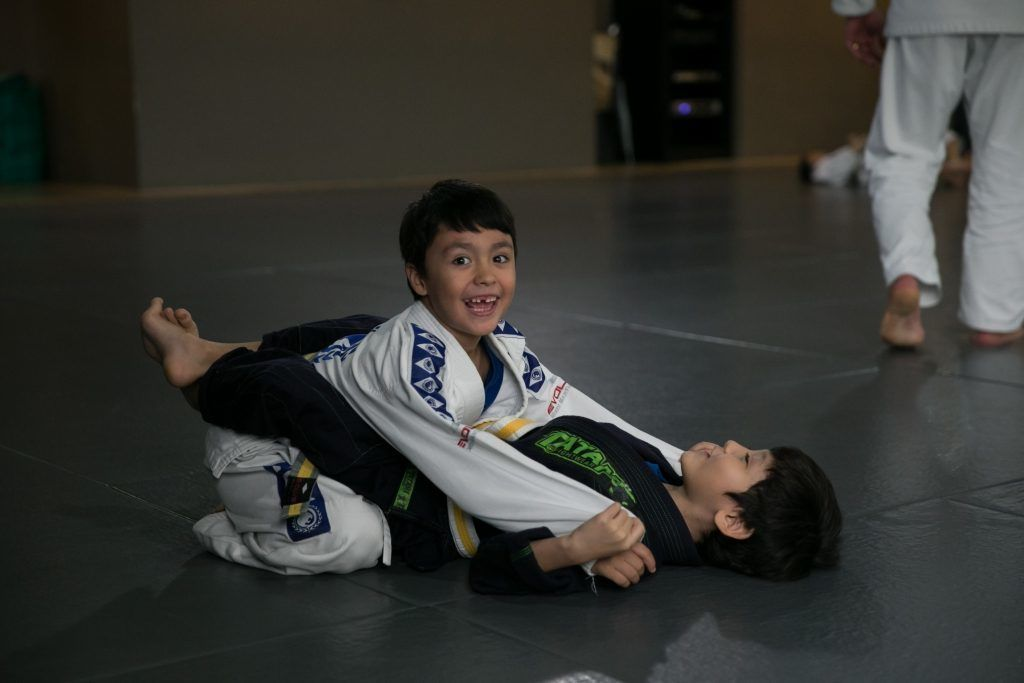 BJJ is a great way to bullyproof your kids.