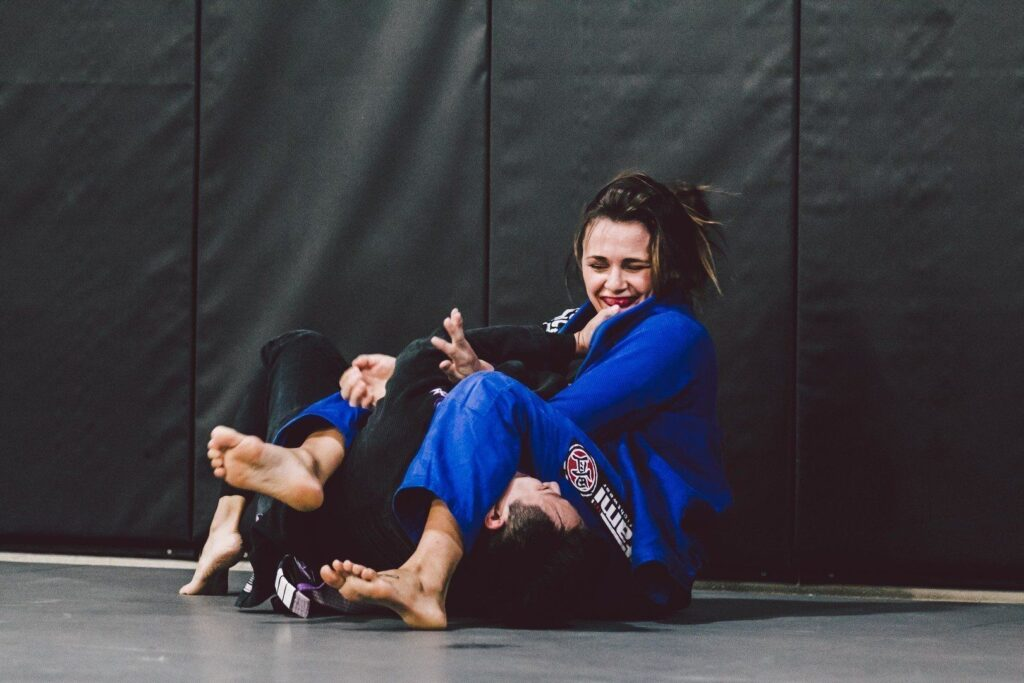 8x BJJ World Champion Michelle Nicolini has almost 20 years of experience.