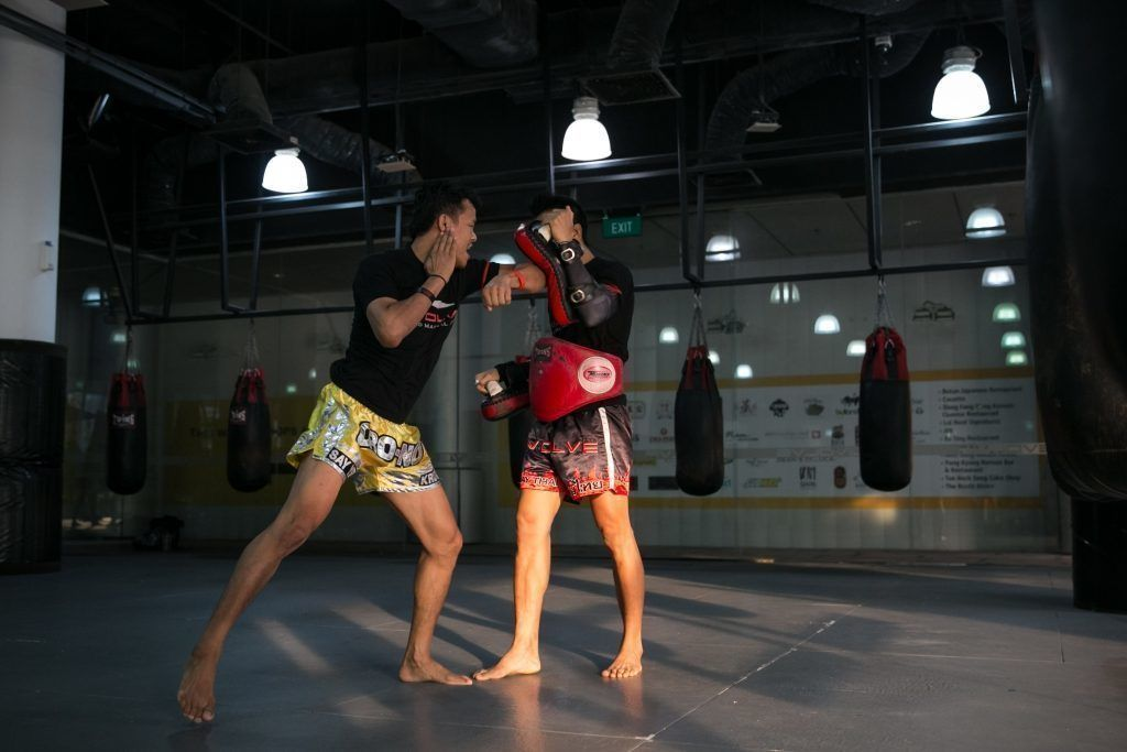 At Evolve MMA, you can train under the largest collection of World Champions in Asia.