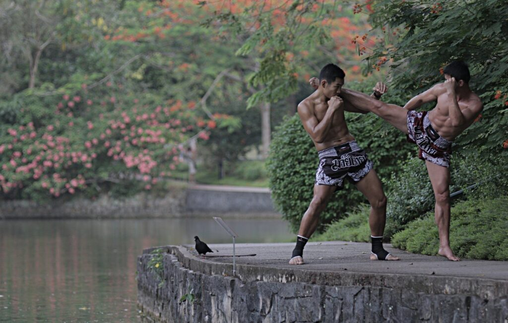 An hour of Muay Thai can help you burn over 1,000 calories an hour.