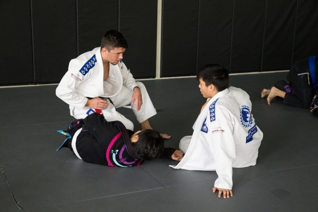 BJJ World Champion and ONE Superstar Bruno Pucci teaches at Evolve MMA.