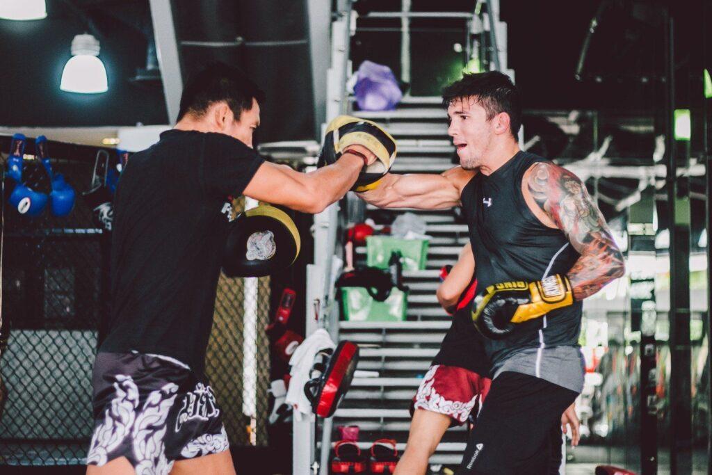 BJJ Black Belt and ONE Superstar Bruno Pucci trains hard at the Evolve Fighters Program.