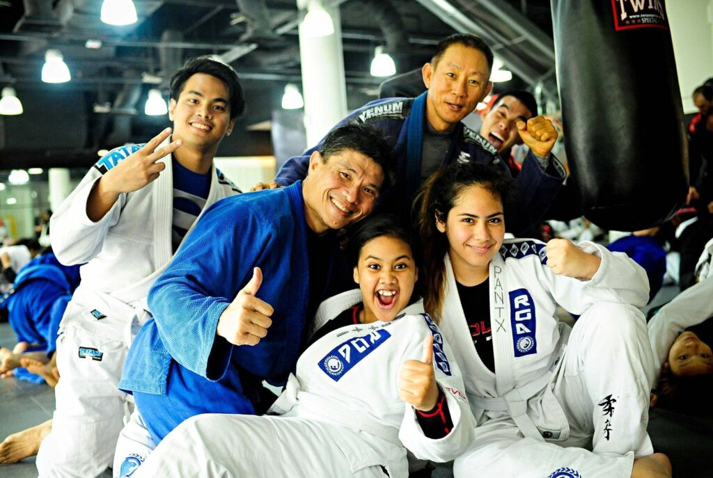 Nothing is stronger than the friendships forged through martial arts.