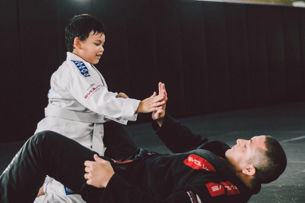 Brazil Nationals Champion Gamal Hassan teaches BJJ at Evolve MMA.