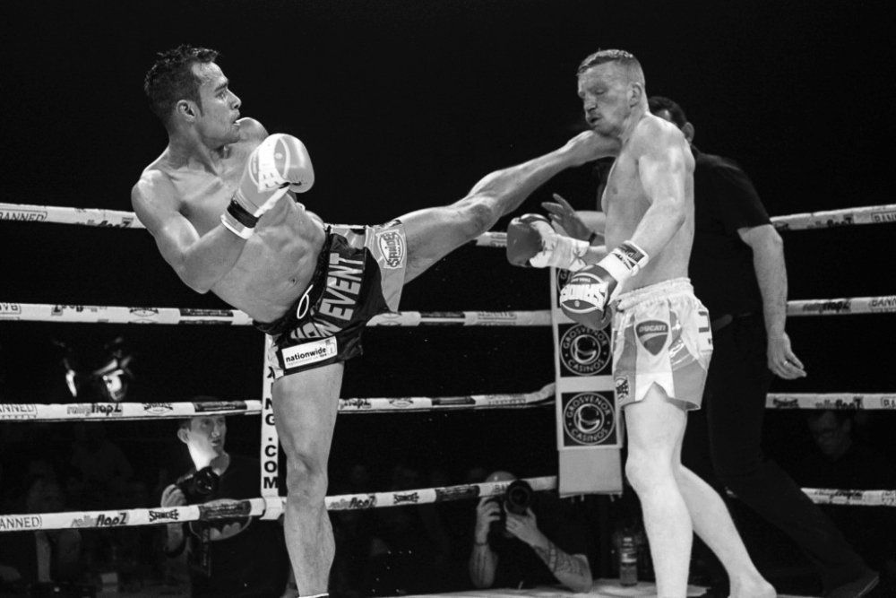 WATCH: Knock Your Opponent Out With These Essential Head Kick Combinations (Videos)