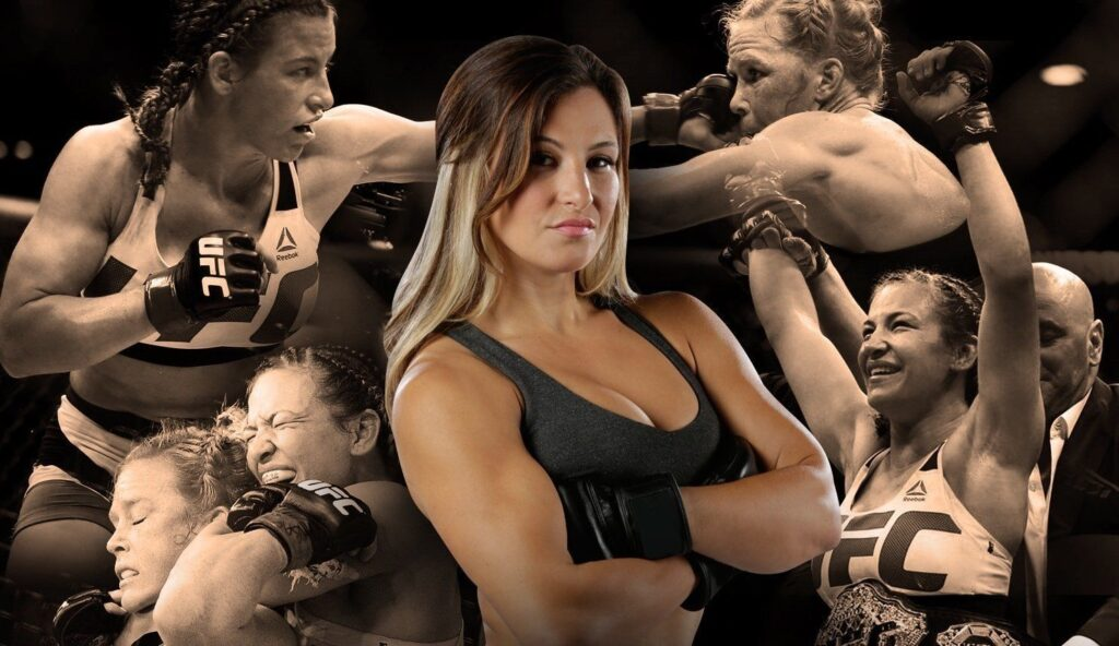 WATCH: Miesha Tate's Most Exciting Submissions (Videos) - Evolve Daily
