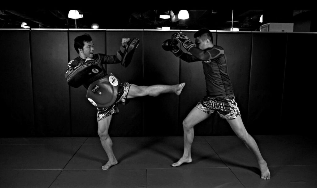 WATCH: 4 Things You Must Know About Using The Slide Back Defense In Muay Thai (Videos)