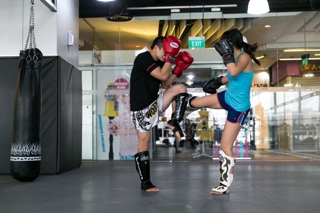 Sparring can take your game to greater heights.