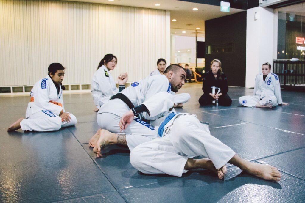 UFC Superstar Leandro 'Brodinho' Issa teaches BJJ at Evolve MMA.