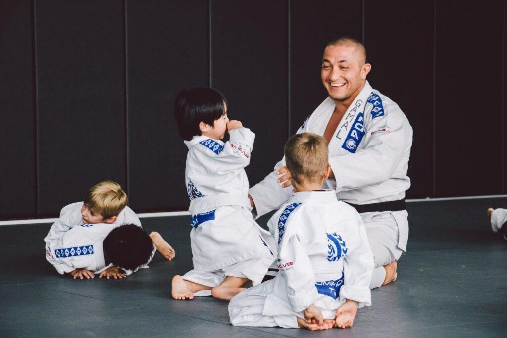 5 Ways Martial Arts Makes You A Better Parent