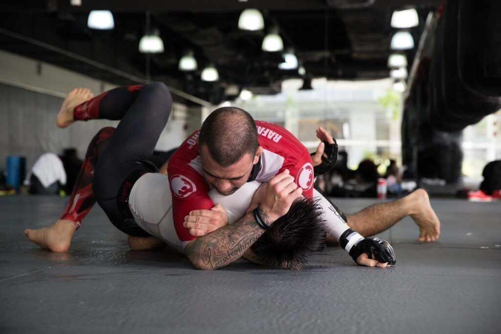 Being well rounded in BJJ means training both in the gi and no-gi.