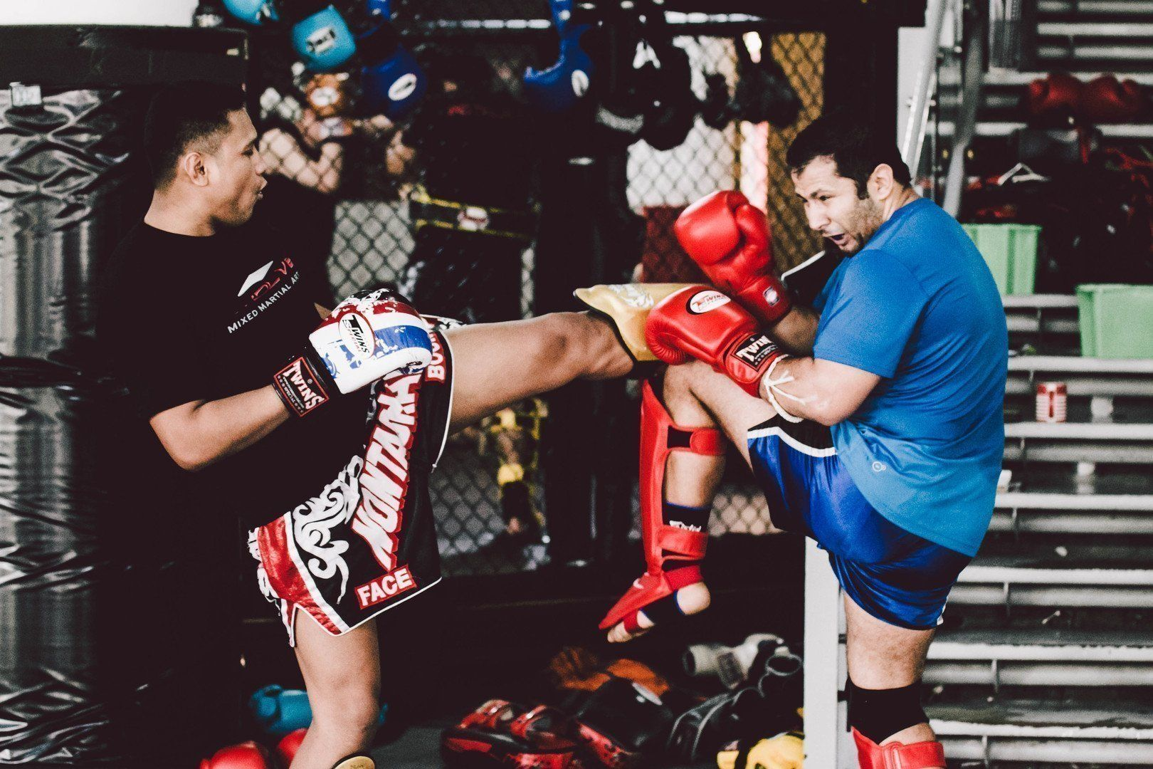 Sparring Is A Great Way To Take Your Training To The Next Level