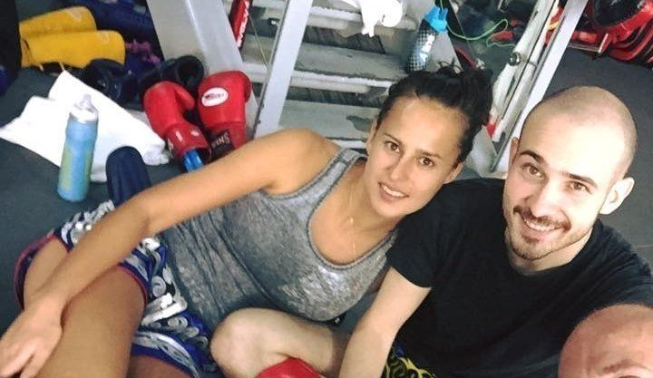 Here's How Muay Thai Strengthened My Relationship