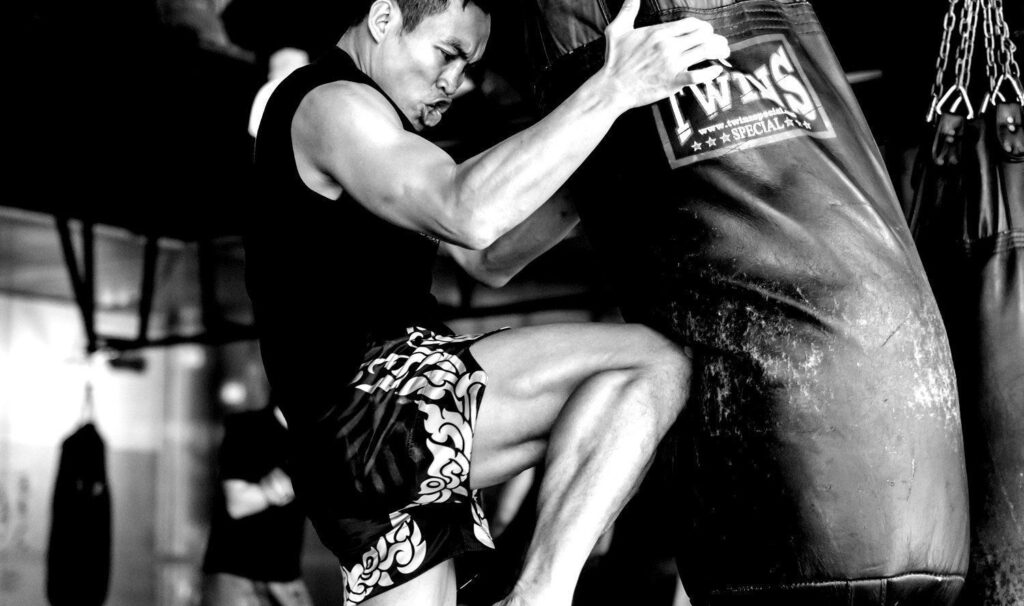 Get Calves Of Steel With This Muay Thai Workout