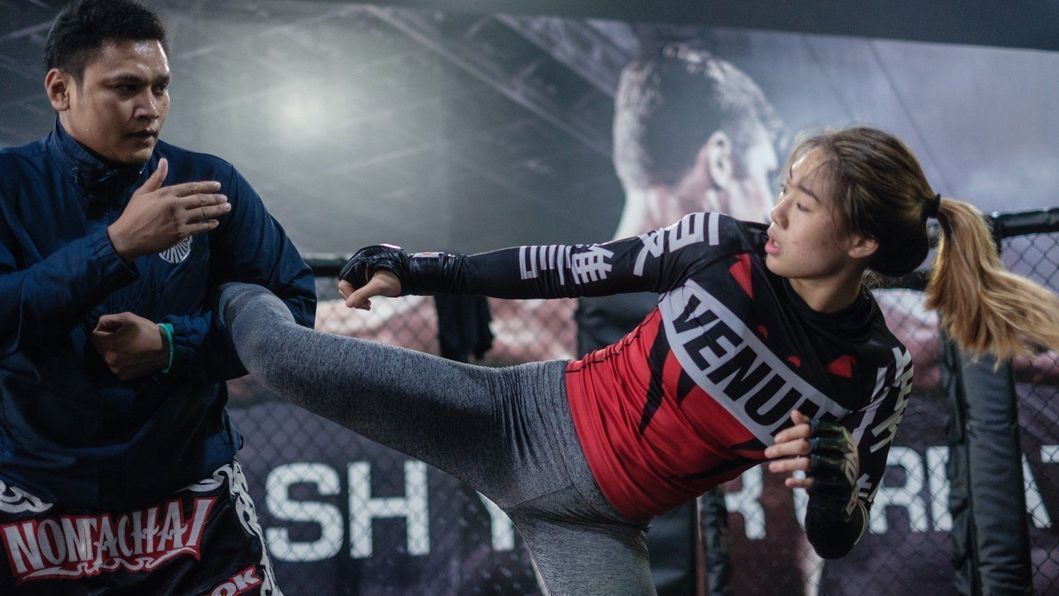 Angela Lee FES