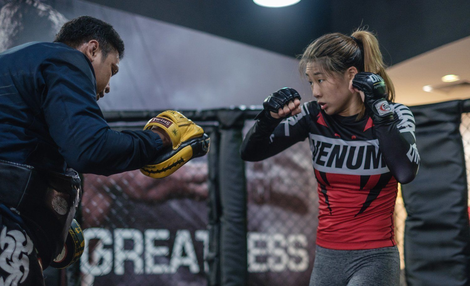 Angela Lee Training