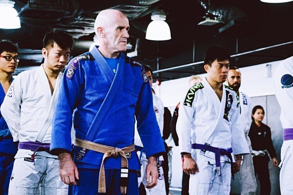 If This 55-Year-Old Man Can Train BJJ, So Can You!