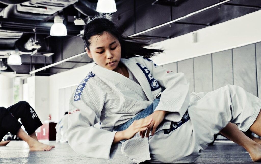 Here's Why Every Girl Is A Martial Arts Girl