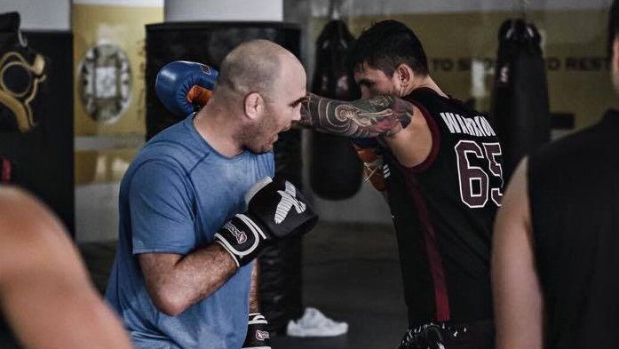 Meet Brian Ebersole, The New Head Coach Of The Evolve Fight Team!