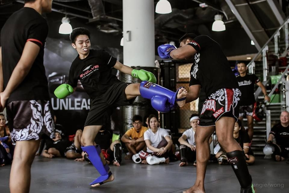 Here's How This 21-Year-Old Gained More Confidence Through Martial Arts