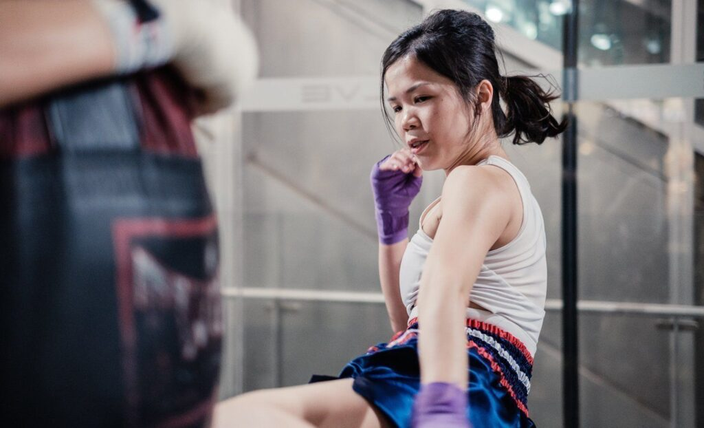 Here's How A 30-Year-Old Dental Surgeon Uses Martial Arts To Help Deal With Stress