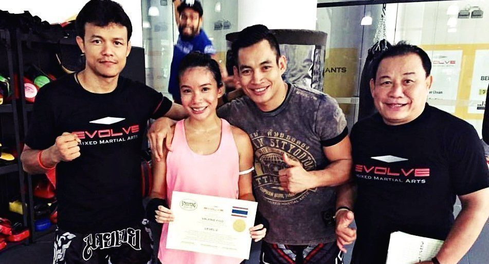 Here's How This 25-Year-Old Woman Used Martial Arts To Get Over Her Ex