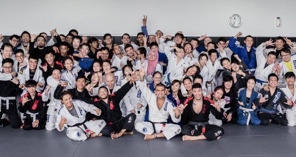 Here's How To Convince Your Friends To Join You On Your Martial Arts Journey