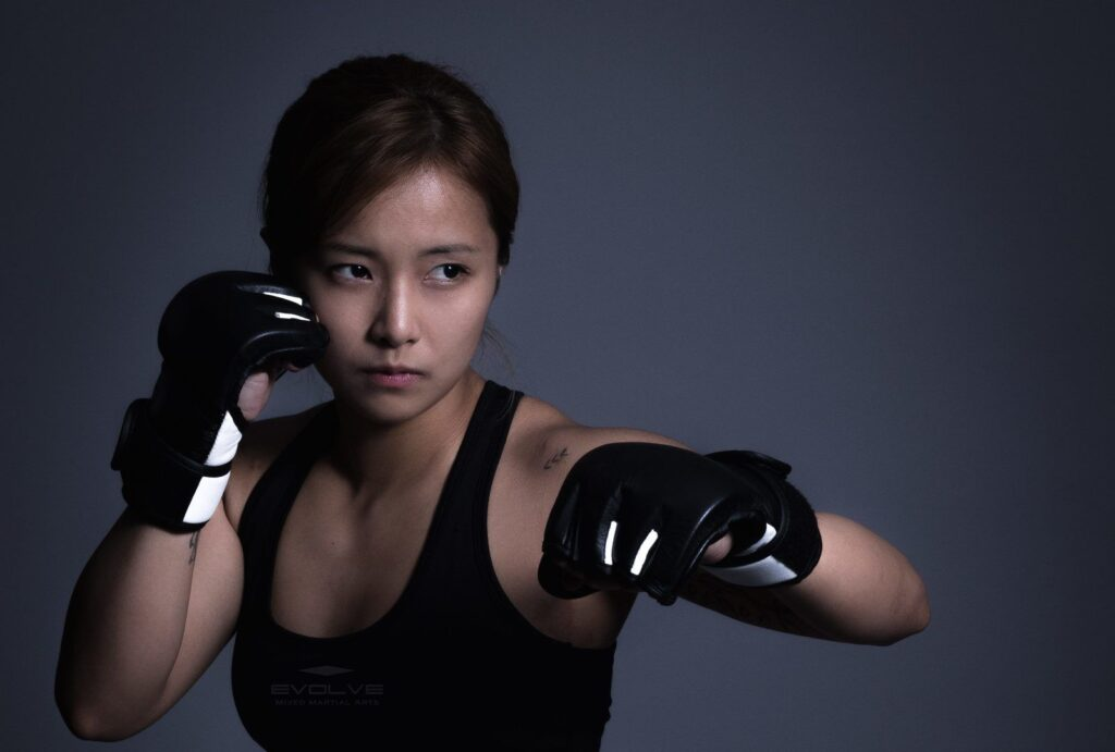 Meet Korean Superstar Song Ka Yeon, The Newest Member Of The Evolve Fight Team!