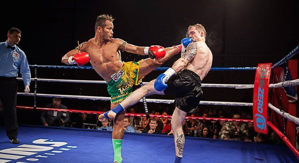 WATCH: Muay Thai vs Karate Fights (Videos)