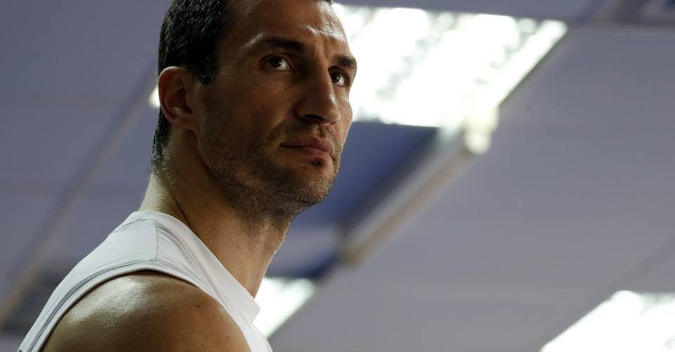 This Is What Boxing Legend Wladimir Klitschko Wants You To Know About Failure