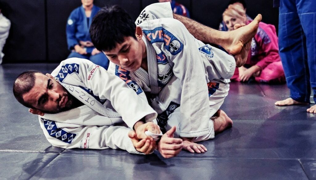 This Is Why You Should Still Use Old-School BJJ Moves