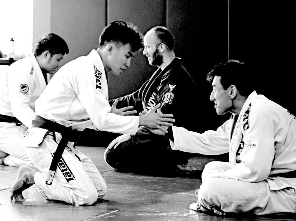 Brazilian Jiu-Jitsu Made This 26-Year-Old Man Better At His Job