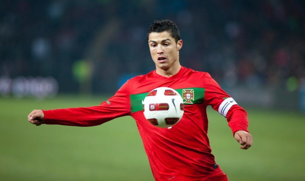 a37ee60338c Cristiano Ronaldo Wants You To Know His Secret To Peak Athletic Performance