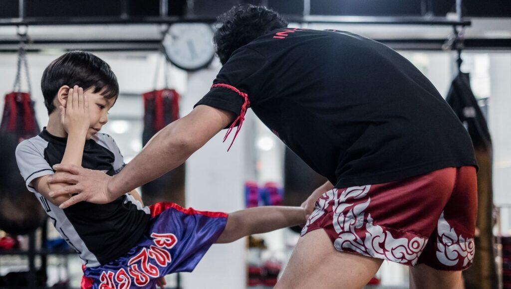 Kids Muay Thai Class