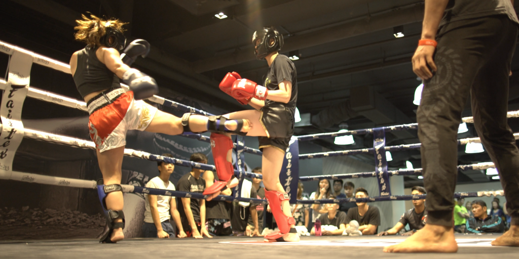 Muay Thai Competition Team Tryouts