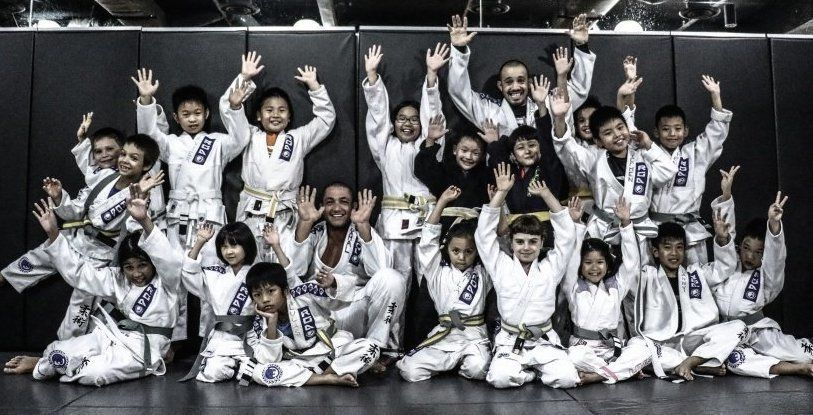Here's Why You Should Get Your Kids Started In Martial Arts
