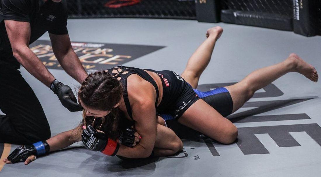Michelle-Nicolini-MMA