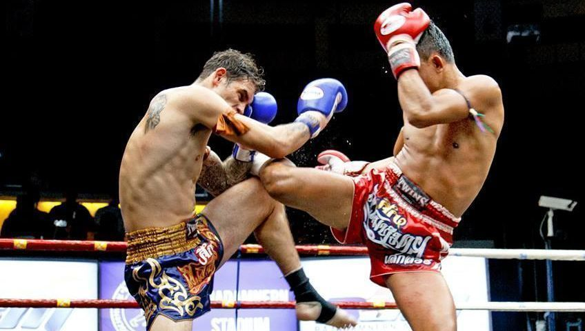 Muay Thai Guard