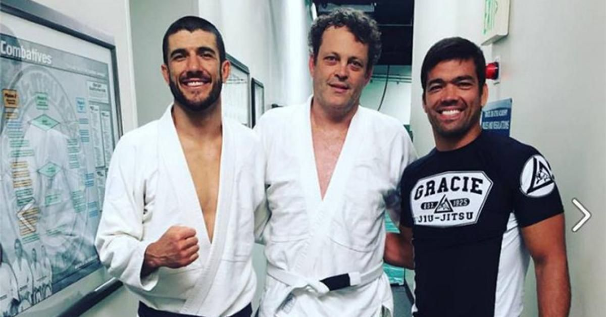5 Hollywood Superstars That Are Obsessed With BJJ - Evolve Daily